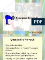 Lecture 4 - Consumer Research.ppt