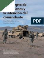 Dempsey Chavous El Concepto de Operaciones y La Intencion Del Comandante SPA DSA April 2019 v3