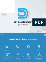 DDI Development Presentation