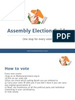 Voters Manual