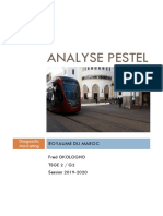 Analyse PESTEL du Royaume du Maroc