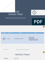 Tutorial demam tifoid wates fixed bgt.pptx