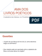 PANORAMA DOS POÉTICOS Juvep - aula2