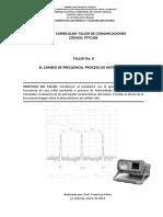 Taller 8 El cambio de frecuencia (Heterodinaje).pdf
