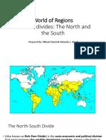 Global divides