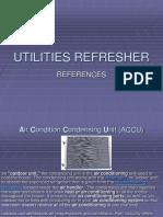 UT Refresher References