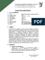 Syllabus por competencias NORMAS 2019-II