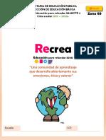 Actividades y Productos CTE 4 (2)