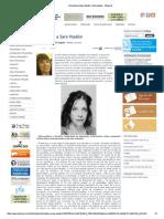 Entrevista a Sara Vasallo _ Entrevistas - ElSigma