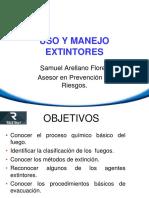 08 USO SEGURO DE EXTINTORES PORTATILES.ppt