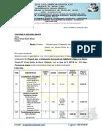 cotizacion ARQ-JLGR-2019