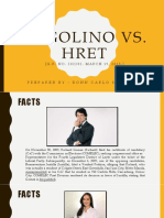Tagolino vs HRET-PDF