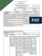Planificación Curricular Anual para Segundo de BGU matematica EBJA