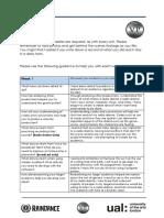 u5 evaluation journal