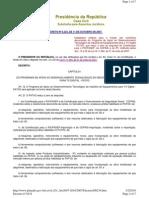 Decreto 6234 11-10-2007