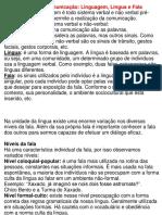 1ª aula - Tríade da Comunicação PDF