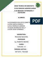 PREGUNTAS GRUPALES DE REALIDAD