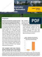 191017 Policy Brief - Infrastsructure FINAL BAHASA