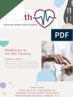Cream Healthcare Medical Presentation (1)