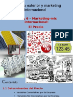 Comercio Exterior y Marketing Internacional