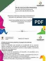 ESTRATEGIA DE TUTORIA Y ACOMPAÑAMIENTO A DOCENTES