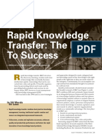 rapid-knowledge-transfer