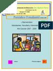 Periódico Estudiantil - Elpidio H  Rivera -Octubre 2007
