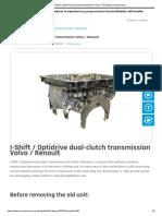 I-Shift _ Optidrive dual-clutch transmission Volvo _ Renault _ rema.germany