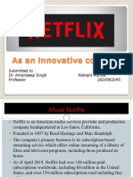 Netflix ppt