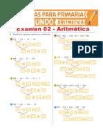 Examen-02-de-Aritmética-para-Segundo-de-Primaria
