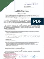 projekt 6  XVIII sesja Rady Miejskiej w Rabce-Zdroju - 29.01.2020 r.