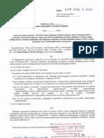 projekt 3  XVIII sesja Rady Miejskiej w Rabce-Zdroju - 29.01.2020 r.