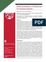 TECHBRIEF Safety Evaluation of Pedestrian countdown signals.pdf