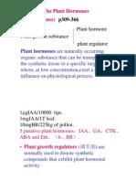 Plant Grwz Hormone