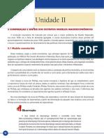 Macro Livro Texto - Unidade II