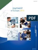 Employment in Europe 2010