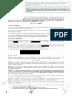 Contrato 2018 Senado sobrina de Soledad Luévano