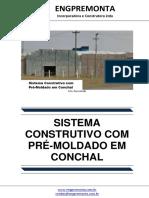 Sistema Construtivo Com Pré-Moldado Em Conchal