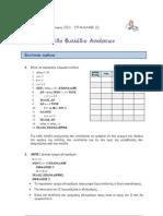 ΑΕΠΠ - 18ο Φυλλάδιο Ασκήσεων