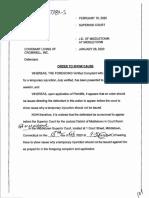 Lund Injunction 2