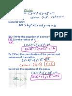 precalculus unit 5 conics notes