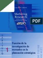 01 Funcion de La Investigacion de Mercados