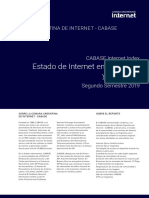CABASE Internet Index II Semestre 2019