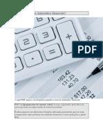 O que é PMT em matemática financeira
