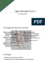 introducción fisiologia del ejercicio