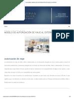 DerechoWeb_ MODELO DE AUTORIZACIÓN DE VIAJE AL EXTERIOR.pdf