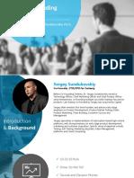 LAFI Fall 2019 Fundraising Sergey