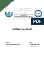 Legislatia-agrara