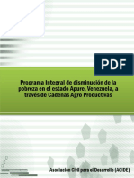 RESUMEN DEL PROGRAMA PARA EMBAJADAS Y ORGANISMOS INTERNACIONALES