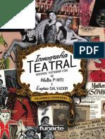 Iconografia teatral - acervos fotográficos de Walter Pinto e Eugénio Salvador Filomena Chiaradia